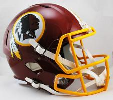 Redskins Replica Speed Helmet