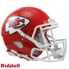 Right Side Chiefs Super Bowl 54 Champions Helmet