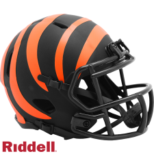 Bengals Mini Eclipse Helmet