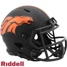 Broncos Mini Eclipse Helmet