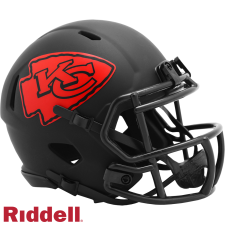 Chiefs Mini Eclipse Helmet