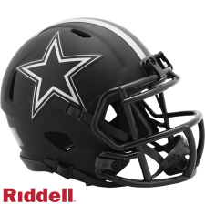 Cowboys Mini Eclipse Helmet