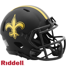 Saints Mini Eclipse Helmet