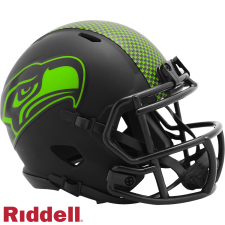 Seahawks Mini Eclipse Helmet