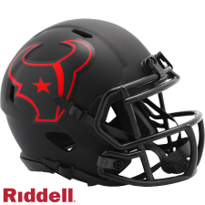 Texans Mini Eclipse Helmet