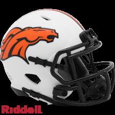 Broncos Lunar Mini Helmet