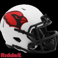 Cardinals Lunar Mini Helmet