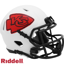 Chiefs Lunar Mini Helmet