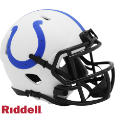 Colts Lunar Mini Helmet