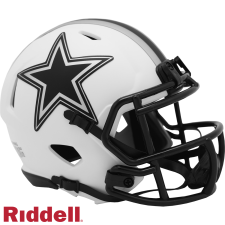 Cowboys Lunar Mini Helmet