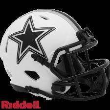 Cowboys Lunar Mini Helmet