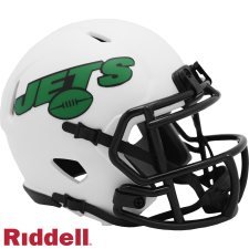 Jets Lunar Mini Helmet