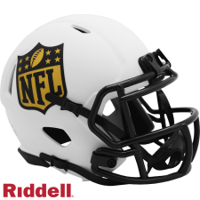 NFL Shield Lunar Mini Helmet