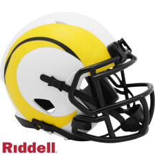 Rams Lunar Mini Helmet
