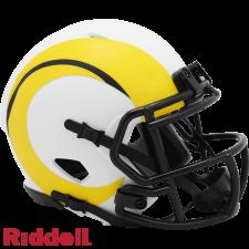 Rams Lunar Mini Helmet