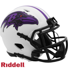 Ravens Lunar Mini Helmet