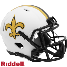 Saints Lunar Mini Helmet