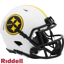 Steelers Lunar Mini Helmet