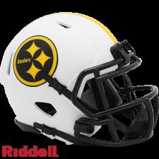 Steelers Lunar Mini Helmet