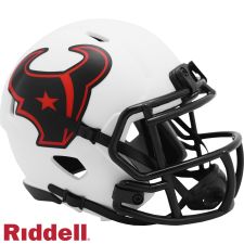 Texans Lunar Mini Helmet