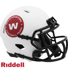 Washington Team Lunar Mini Helmet