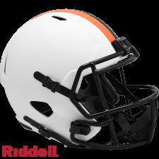 Browns Lunar Replica Speed Helmets