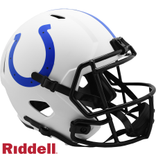 Colts Lunar Replica Speed Helmets
