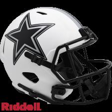 Cowboys Lunar Replica Speed Helmets