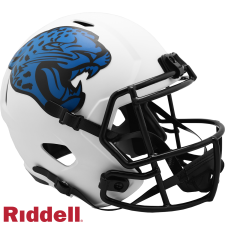 Jaguars Lunar Replica Speed Helmets