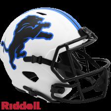 Lions Lunar Replica Speed Helmets
