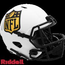 NFL Shield Lunar Replica Speed Helmets
