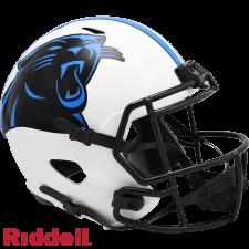 Panthers Lunar Replica Speed Helmets