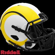 Rams Lunar Replica Speed Helmets