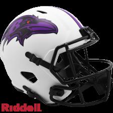 Ravens Lunar Replica Speed Helmets