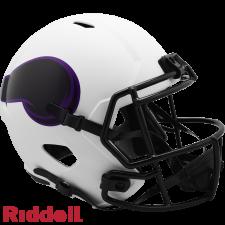 Vikings Lunar Replica Speed Helmets