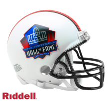 Pro Football Hall of Fame Mini Helmet