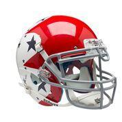 Air Force football Helmet Thunderbird