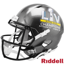Super Bowl 55 Champions Buccaneers Speed Replica Helmet by Riddell
