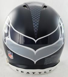 Seattle Seahawks Helmet Riddell Speed 2012-Present w/decal