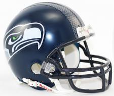 Seattle Seahawks 2012-Present Replica Mini Helmet