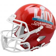 Chiefs Super Bowl 54 Champions Helmet