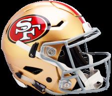 49ers Speed Flex Helmet