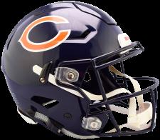 Bears Speed Flex Helmet