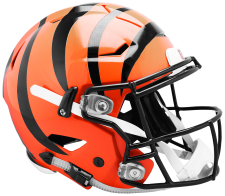 Bengals Speed Flex Helmets