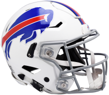 Bills Speed Flex Helmets