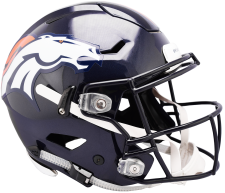 Broncos Speed Flex Helmets