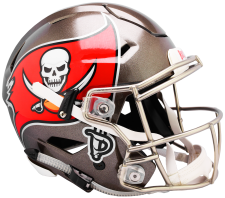 Buccaneers Speed Flex Helmets