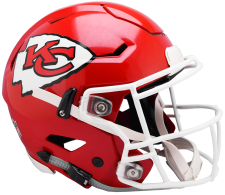 Chiefs Speed Flex Helmet
