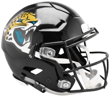 Jaguars Speed Flex Helmets