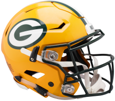 Packers Speed Flex Helmets